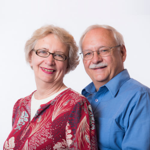 Martha & Duane Conrad